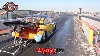 VW New Beetle Turbo com Motor 2JZ de Toyota Supra Acelera 201 metros em 4.6 segundos