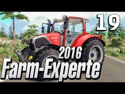 Farm Experte 2016 #19 Ab In Die Ernte Viehzucht Obstbau Simulator HD