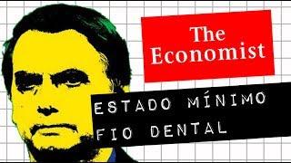 BOLSONARO, THE ECONOMIST AND LIBERALISM #meteoro.doc