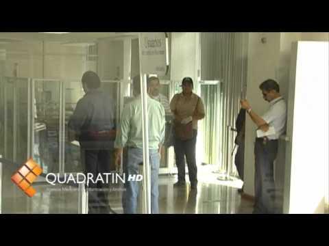 Delincuentes roban Bancomer