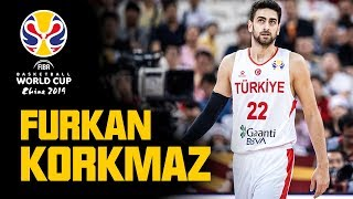 Furkan Korkmaz - All BUCKETS & HIGHLIGHTS from the FIBA Basketball World Cup 2019