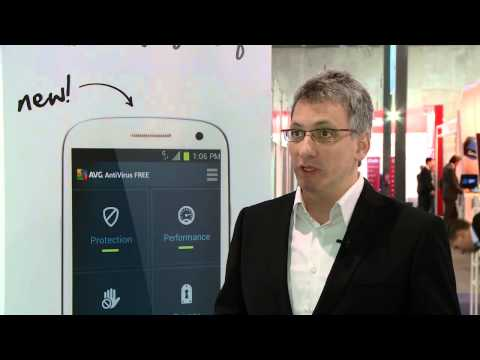 AVG Announces Partnership with Samsung UK at Mobile World Congress