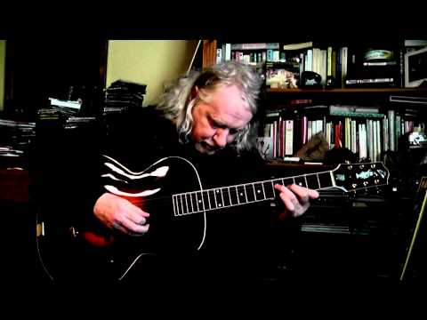 Midnight Clear by Harry Volpe for Plectrum Guitar