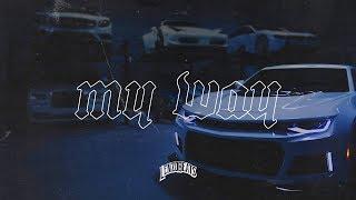 [FREE] Tee Grizzley x Lud Foe Type Beat 2019   Hard Drill Type Beat   ''My Way'' @Lenzo