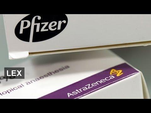 Unpicking Pfizer's AstraZeneca bid