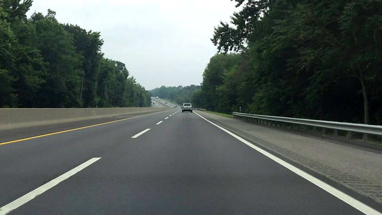 New Jersey Turnpike Exits 1 To 2 Northbound Youtube