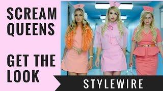 'Scream Queens' Halloween Costume DIY (STYLEWIRE)   Hollywire