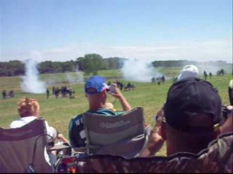 Gettysburg re-enactment july 5th 2009 part 2