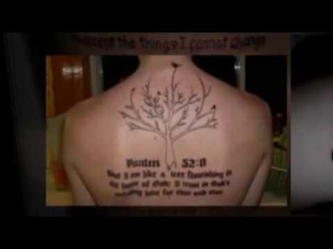 Randy orton tattoos bible verse
