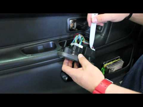 All how to replace door lock in volvo s70 v70 c70 98 99 00 for 1999 volvo v70 window switch