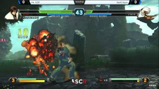 KOF XIII Mr KOF vs Bam Karn - Socal Regionals 2014 Day 2
