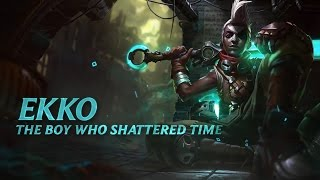 Ekko: Champion Spotlight | Gameplay - League of Legends