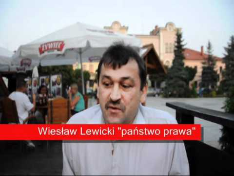 """TV jaja - Wiesław Lewicki """"Gdzie są pieniądze na emerytury?"""""""