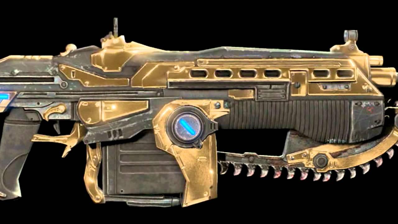 Gear Watch 3 Gears of War 3 All Weapon