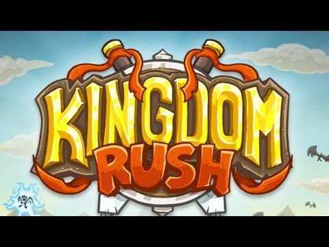 Classic Game Room - KINGDOM RUSH review for iPad