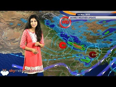 01-05-2015 - Skymet Weather Report