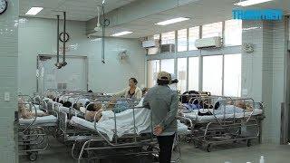 Tử vong vì đứt lìa chân do tai nạn liên hoàn giữa Sài Gòn