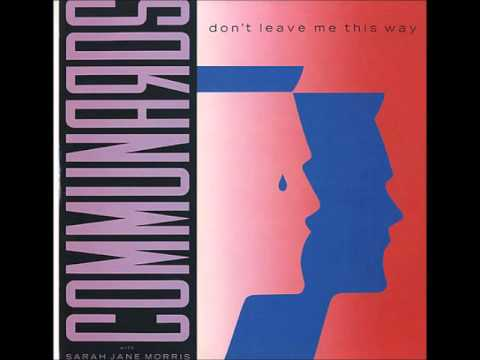 The Communards - Jimmy Somerville The Communards  - Sanctified HQ