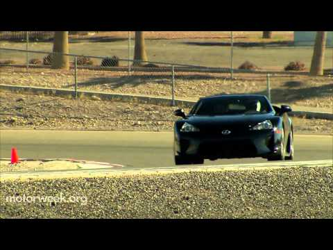 Road Test: 2012 Lexus LFA