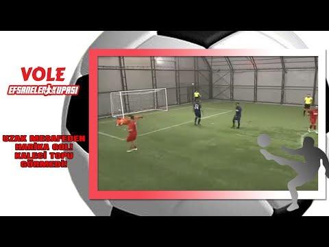 Vole Efsaneler Kupası | Uzak mesafeden harika gol! Kaleci topu göremedi...