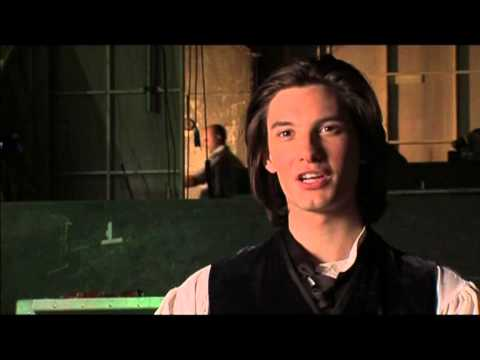 Ben Barnes - Dorian Gray Interview