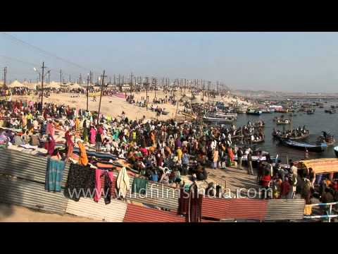 Maha Kumbh Mela - The world's largest religious festival in India