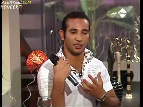 الرائع احمد سعد وابتهال سبحت لله فى العش الطيور