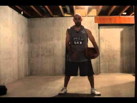 Crazy Legs Basketball