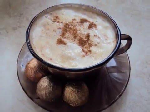 Очень вкусный кофе в турке