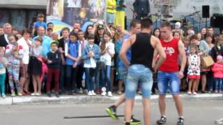 street workout olevsk 2016 1
