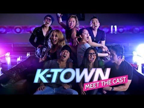 K-Town Season 1: Meet The Cast