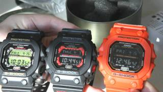GX56-1BDR King G-Shock Review
