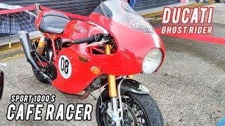 DUCATI Sport 1000s CAFE RACER Classic