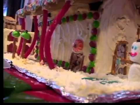 Idaho Virtual Academy Holds Gingerbread House Show