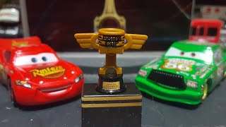 Disney Pixar Cars 3 Chick Hicks (#86, Scavenger Hunt) W/ Synthetic Rubber Tires + Piston Cup Review