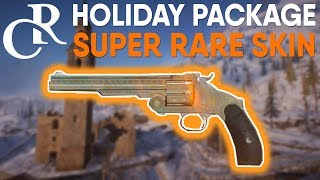 Holiday Package skin UNLOCKED - Is it the BEST Looking Skin? - Battlefield 1