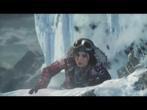 Rise of the Tomb Raider - Игра-фильм на русском языке, без комментариев игрока, без субтитров.
