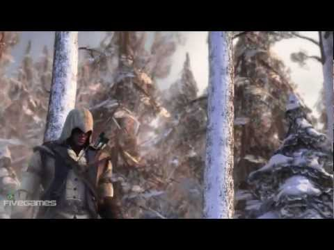 Assassin\'s Creed III - Official Debut Trailer [HD]