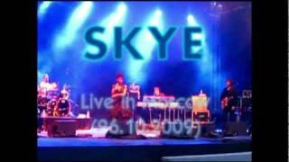 Skye - No Other (Live In Moscow 26.10.2009)
