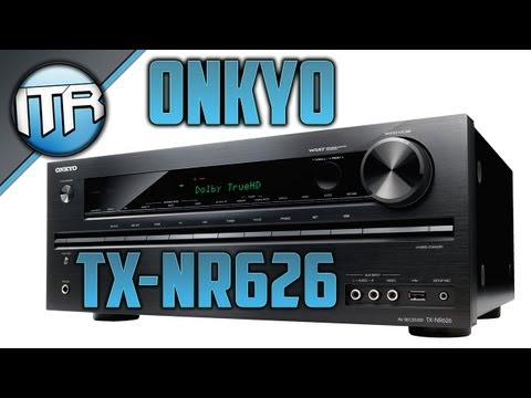 Onkyo TX-NR626 - 7.2 Kanal AV Receiver [HD] - Deutsch