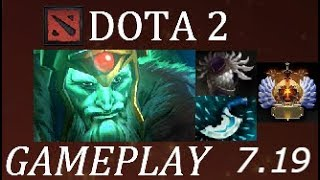 Dota 2 THE EU SOLO Q EXPERIENCE! Wraith King Ranked Gameplay Commentary [IMMORTAL]