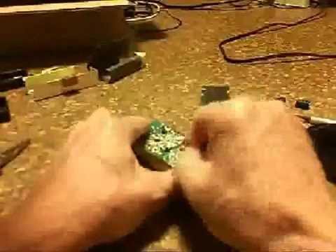 فتح فك وإصلاح شاحن اللابتوب المحمول Open and Repair laptop Charger
