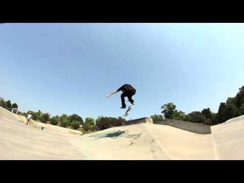 Chris Andersen Tre Flip!