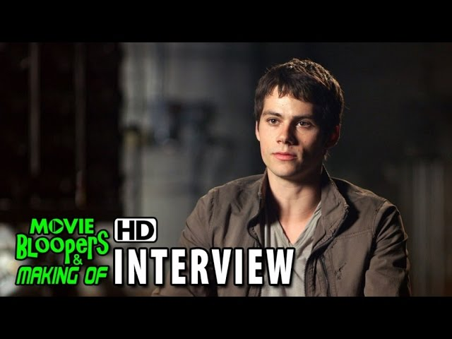 Maze Runner: The Scorch Trials (2015) Behind the Scenes Movie Interview - Dylan O'Brien is 'Thomas'