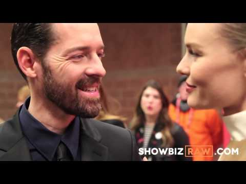 Kate Bosworth and Michael Polish met on set of Big Sur - Sundance Film Fesitval