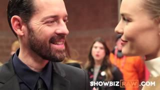 Kate Bosworth and Michael Polish met on set of Big Sur - Sundance Film Fesitval