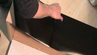 Play drehbarer runder schuhschrank drehbar drehbares for Folie schrank bekleben