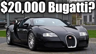 EXPOSING The Internet's Longest Running FAKE Supercar SCAM
