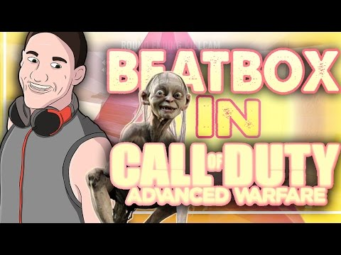 CAN'T STOP LAUGHING! - Beatbox Funny Moments (Advanced Warfare)