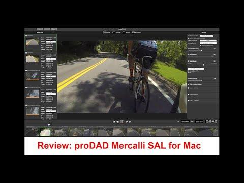 Review: proDAD Mercalli SAL for Mac